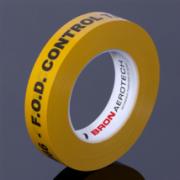 FOD Control Printed Tape