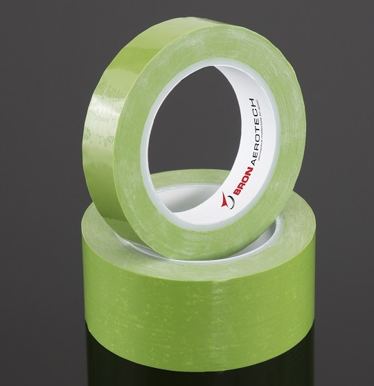 Flash Tape: Polyester Film with Rubber Adhesive
