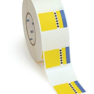 Subsurface Printed Fluid Line Tape