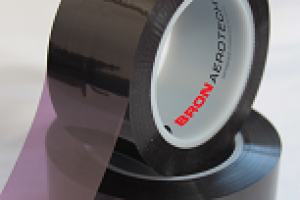 Non-Silicone Red or Violet Polyester Tape