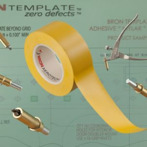 Drill and Countersink Surface Protection & Paint Masking Tape