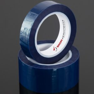 Flash Tape: High Temperature Polyester Film with Silicone Adhesive