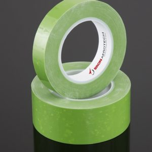 2 mil Green Non-Silicone, Zero Residue Flash Tape
