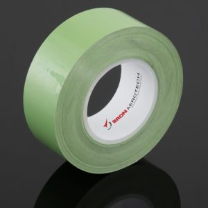 Green Non-Silicone, Zero Residue Flash Tape