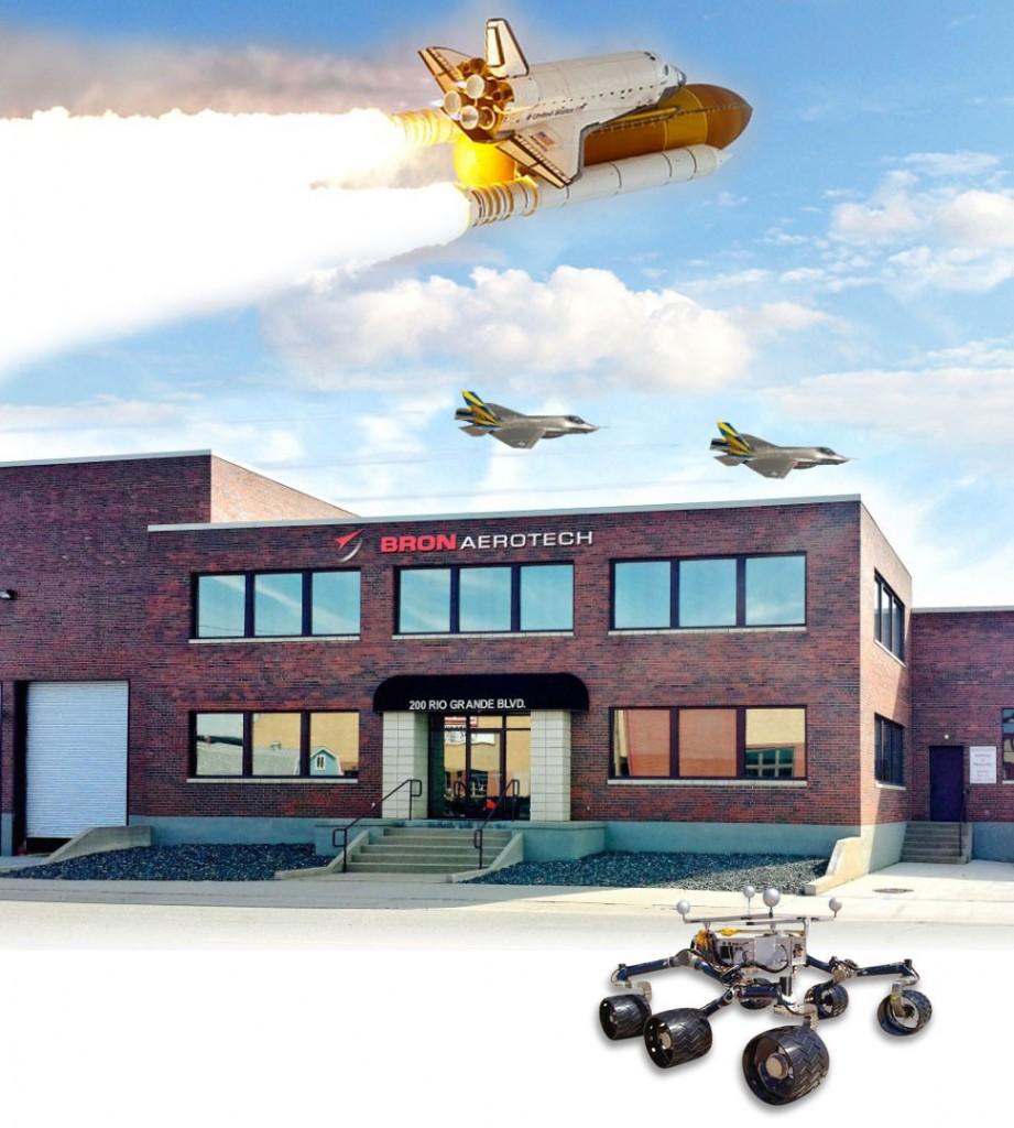Bron Jet Rover Rocket