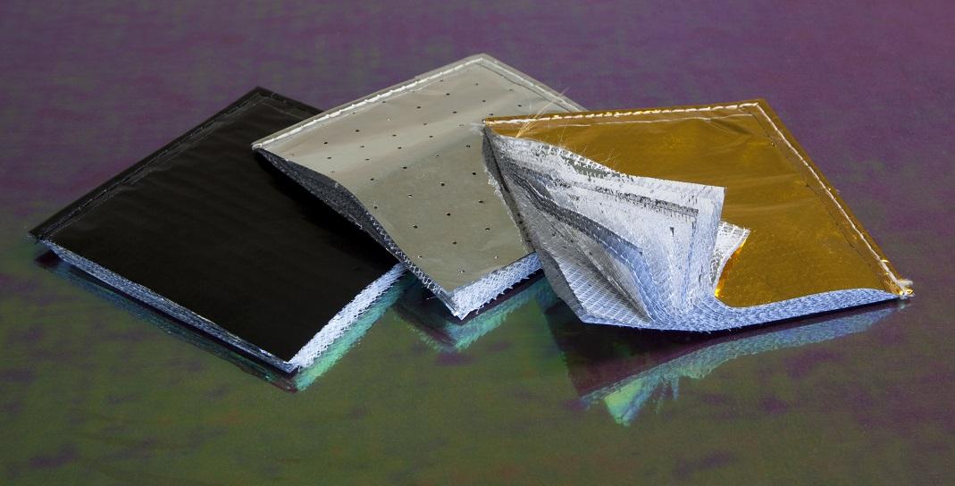 MLI Blanket Materials